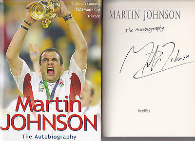 2003 captain Martin Johnson's story is the perfect pre-World Cup read