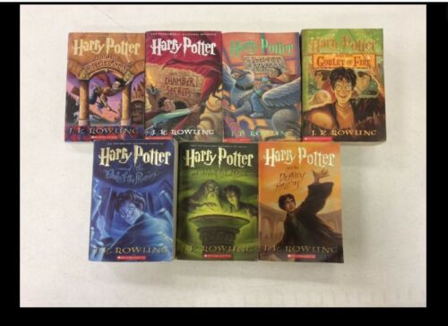 Harry Potter Full Set for $45 and Free Shipping!