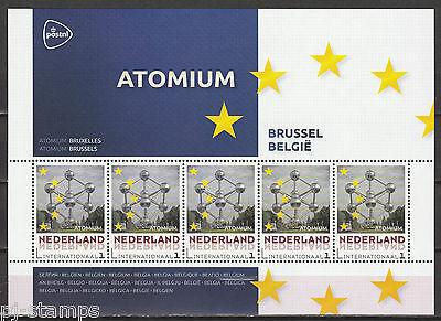 Nederland 3197 60 jaar Europapostzegels - België - Atomium