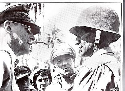 General Douglas Macarthur Return To Philippines Wwii Dispatch Photo News Service