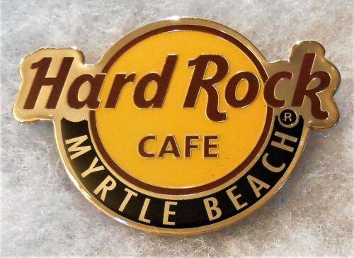 HARD ROCK CAFE MYRTLE BEACH CLASSIC LOGO MAGNET