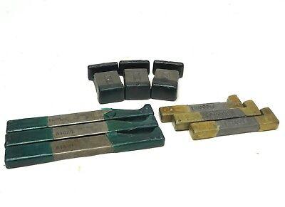 Lot Of 3 Snap-on At609 At619 At624 Bucking Bar Set Aircraft Sheet Riveting Tool