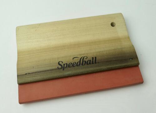 Speedball Graphic Squeegee, Neoprene Blade 70 Durometer, 8 Inches Screenprint