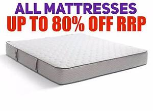 MATTRESSES & BEDS - up to 80% OFF RRP Leumeah Campbelltown Area Preview
