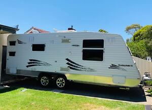 Creative Tanami 21.5ft with bunks