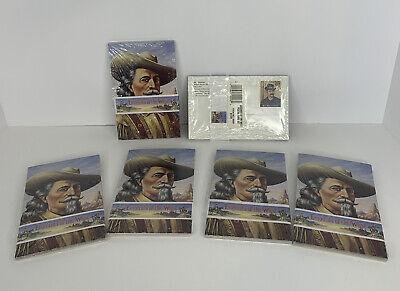 """Legends of the West"" Post Card Set of 20 Stamped Postal Card 6 Sealed Packs"