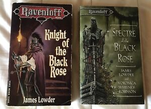 Knight of the Black Rose and Spectre of the Black Rose