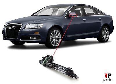 Para Audi A3 A4 A5 A6 Q3 LED Retrovisor Indicador Repetidor Izquierdo...