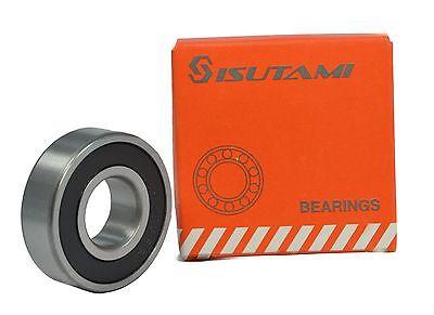 6203-2rs Sealed Radial Ball Bearing 17x40x12mm