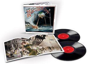 Jeff Wayne's Musical Version of The War of the Worlds - New Vinyl LP