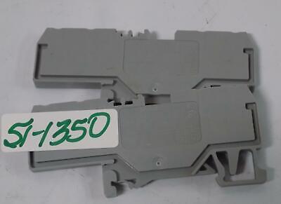 Waco 20a 800v Iec60947-7-7-1 Terminal Block 280 Lot Of 2
