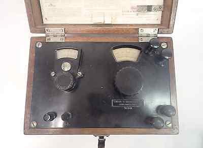 Vintage Leeds Northrup Single Range Potentiometer