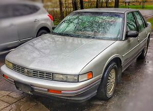 1991 Oldsmobile Cutlass Supreme - 1 Owner 118k KMs