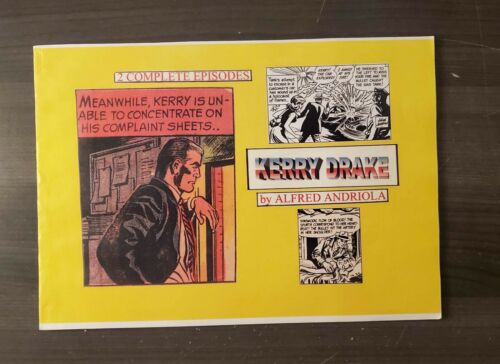 Assorted Daily Reprints - Lone Ranger, Red Barry, The Phantom, Kerry Drake!