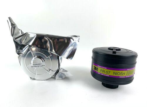 Lot of 2 Genuine 3M High Efficiency Cartridge Filter FR-57 453-03-02R06 Sealed