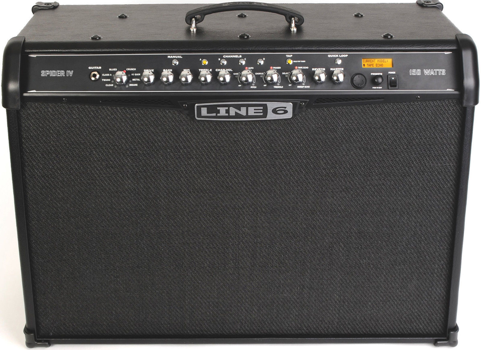 Related keywords amp suggestions for line 6 guitar amps - Line 6 Spider Iv 150