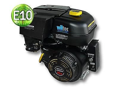 LIFAN 190 Benzinmotor 10,5kW (15PS) 25,4mm Elektrostart Kartmotor 420ccm