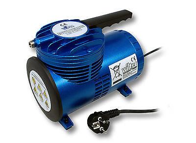 Airbrush Membrankompressor AS06 Airbrushkompressor 3,5 bar Membrane Kompressor