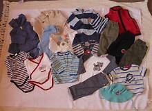 Size 00 Baby Boys Winter Clothing (Pack C) Mansfield Brisbane South East Preview