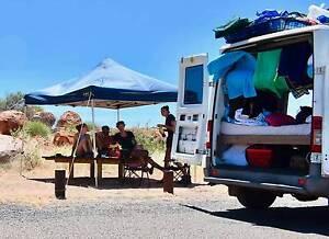 2004 Mercedes-Benz Van / Campervan - Sleeps 4-6 - Rego - L@@K Haymarket Inner Sydney Preview