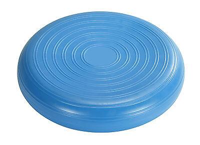 Bamusta Coxim Balance Sitzkissen PVC-frei Balancekissen Ballkissen blau 36cm