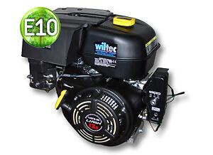 LIFAN 188 Benzinmotor 9,5kW 13 PS Ölbadkupplung 2:1 E-Start Kartmotor 390 ccm