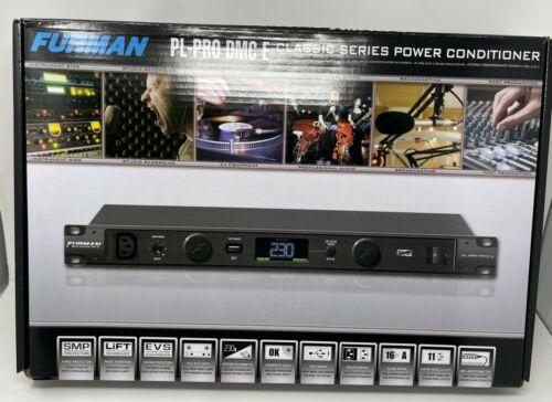 Furman PL-PRO DM C E 16A Power Conditioner w/ Lights, Volt Display 240V-ONLY