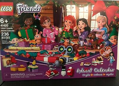 Lego Friends: Advent Calendar (41420) NEW