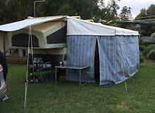 Jayco Outback Swan Camper Van with full annex Kadina Copper Coast Preview