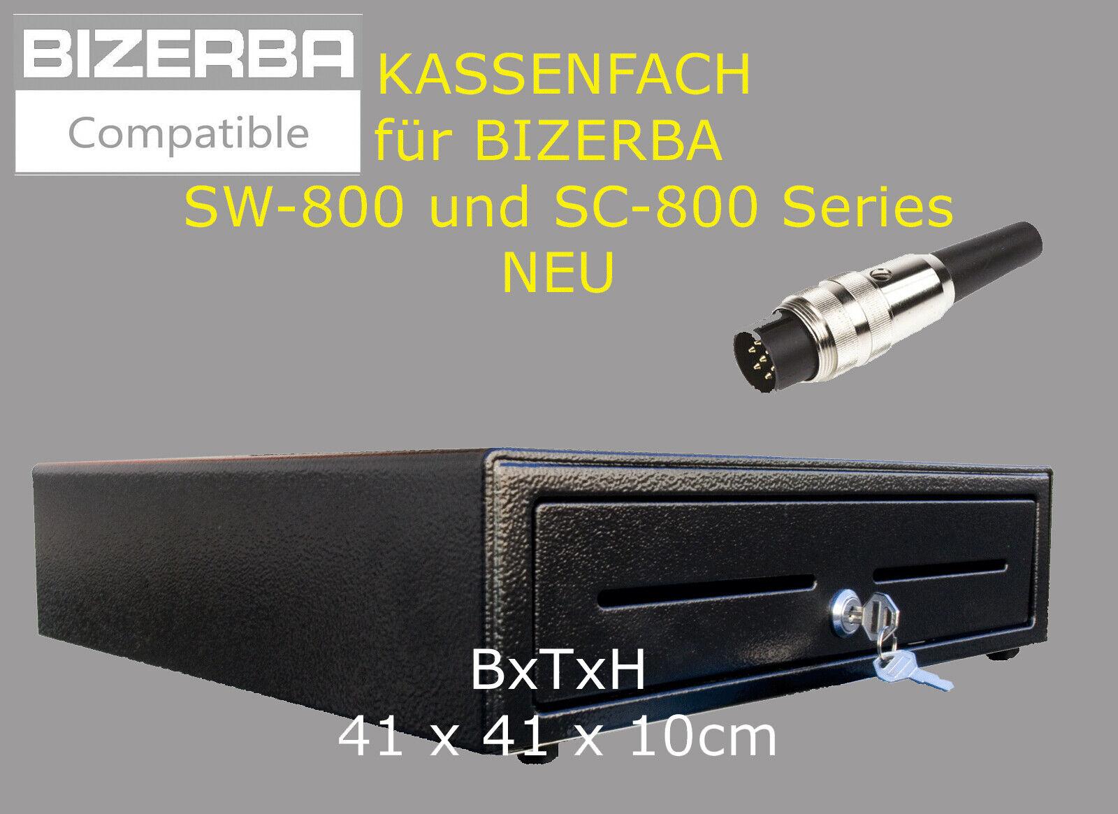 BIZERBA WAAGE SW800 SC-800 Series RUNDANSCHLUSS 7 Pin GELDFACH