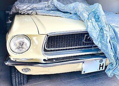 Ford Mustang 1968 Oldtimer mit TÜV & H-Kennzeichen