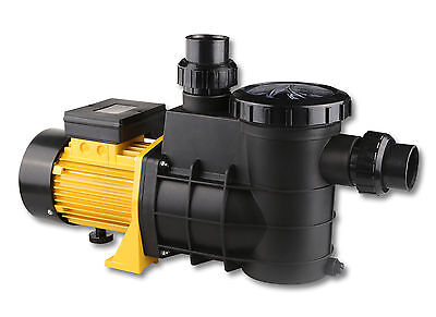 SunSun Poolpumpe 13000l/h 550W Schwimmbadpumpe Filterpumpe Umwälzpumpe