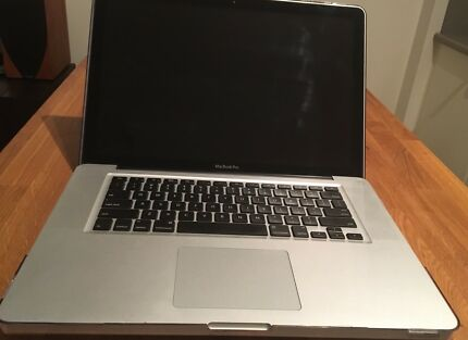"Apple MacBook Pro, 2011, 15"", SSD hdd 512, 2.2Ghz, i7, 8gb Ram"