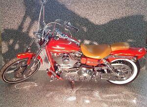 2001 Harley Davidson Dyna wide glide CVO