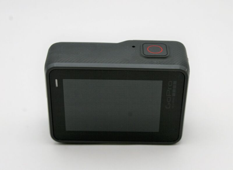 Gopro Hero 5 Black Back Rear Cover HD LCD Display Screen Replacement Part