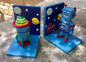 Book Ends - Out of this world - kids South Turramurra Ku-ring-gai Area Preview