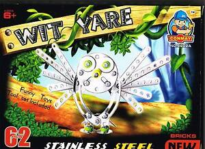 Metal Block Building Toy Owl - Bird NEW Meccano Style Toy SALE Yarramalong Wyong Area Preview