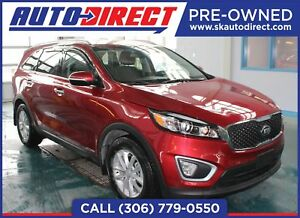 2017 Kia Sorento 3.3L LX V6 7-Seater FULLY LOADED / ALL WHEEL...