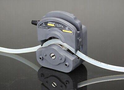 Quick Install Stepperdc Motor Peristaltic Pump Head High Flow Liquid Metering