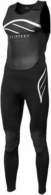 Slippery Wetsuit - Breaker Pro Wetsuit (Black) L (Large)