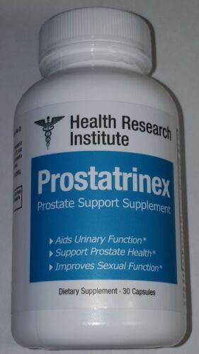 PROSTATRINEX PROSTATE SUPPORT SUPPLEMENT -  30 CAPSULES  EXP 01/23