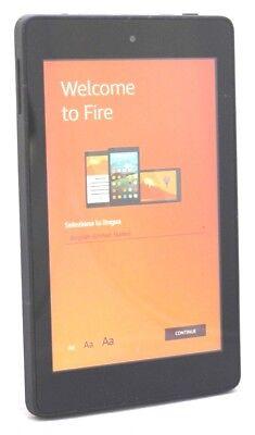 Kindle Fire HD6 4th Gen 16GB, Wi-Fi, 6in - Black  07-2B