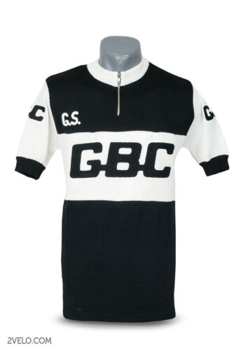 GS GBC vintage wool jersey, new, never worn L