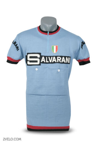 SALVARANI vintage wool jersey, new, never worn XL