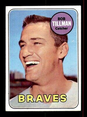 1969 Topps #374 BOB TILLMAN EX+ *o5