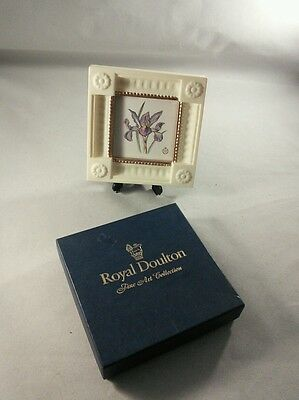 "Royal Doulton McQueen Frame ""Iris"" for sale  Bath"