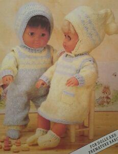 e15ebac62 Dolls Clothes Knitting Patterns