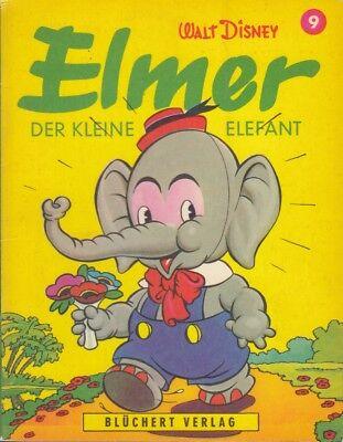 Elmer der kleine Elefant - 1962 Blüchert - Schöner Zustand!
