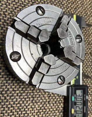 Atlas Craftsman Dunlap 3 4 Jaw Metal Lathe Chuck 111.1703 Power Companion