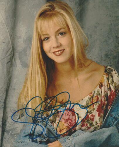 Jennie Garth Sexy 90210  Autographed Signed 8x10 Photo COA 2019-7
